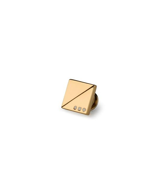 Alice Made This | Metallic Benedict Lapel Pin for Men | Lyst