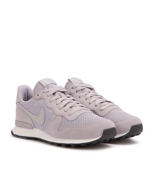 Nike - Gray Nike Internationalist Se for Men - Lyst
