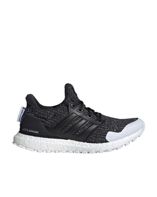 98e3e229a Lyst - adidas Ultraboost X Got   nights Watch   in Black for Men