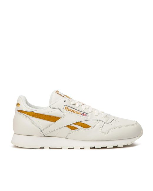 614c4007fc889 ... Reebok - Gray Classic Leather Mu for Men - Lyst ...