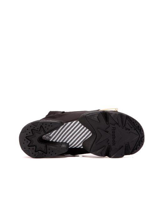 d0470050f54 ... Reebok - Black Instapump Fury Sandal Mag - Lyst ...