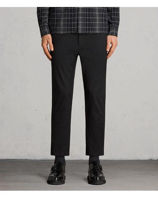 AllSaints | Black Kato Pant for Men | Lyst