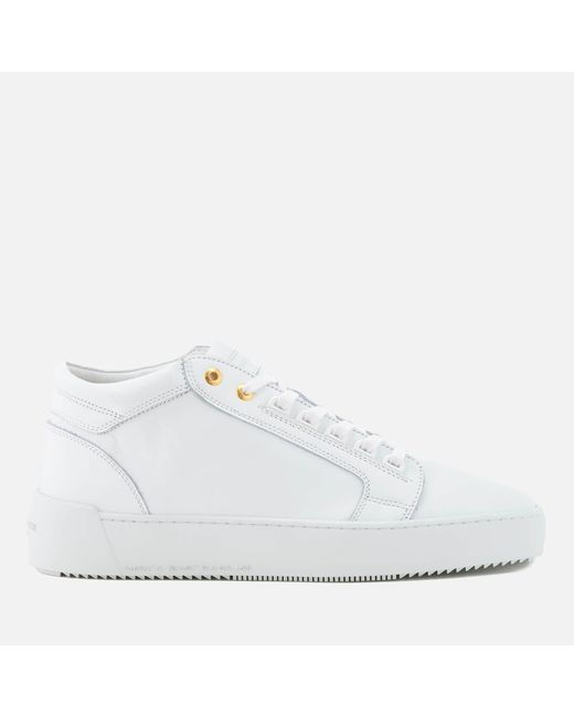Android Homme | White Men's Propulsion Mid Trainers for Men | Lyst