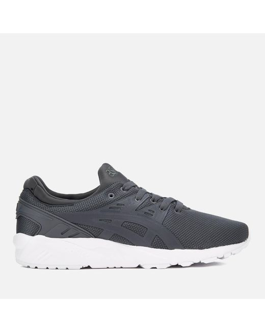 Asics - Gray Men's Gelkayano Evo Trainers for Men - Lyst