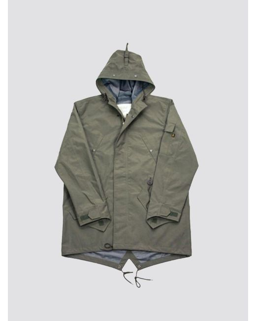 better latest releases offer discounts Men's Green Ace Hotel's Rain Jacket