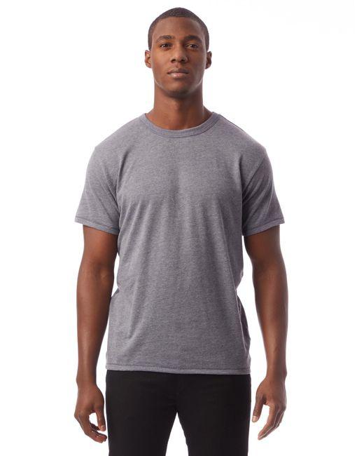 Alternative Apparel - Blue Keeper Vintage Jersey Crew T-shirt for Men - Lyst