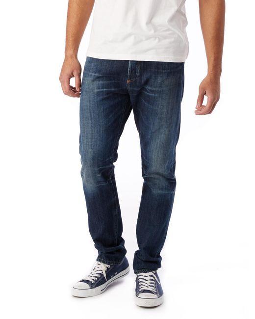 Alternative Apparel - Blue Agolde Tapered Slim Jeans for Men - Lyst