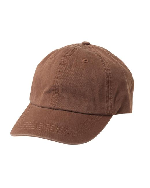 Alternative Apparel | Brown Dad Cap for Men | Lyst
