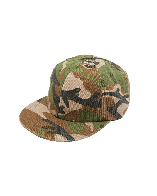 Alternative Apparel | Green Basic Ball Cap | Lyst