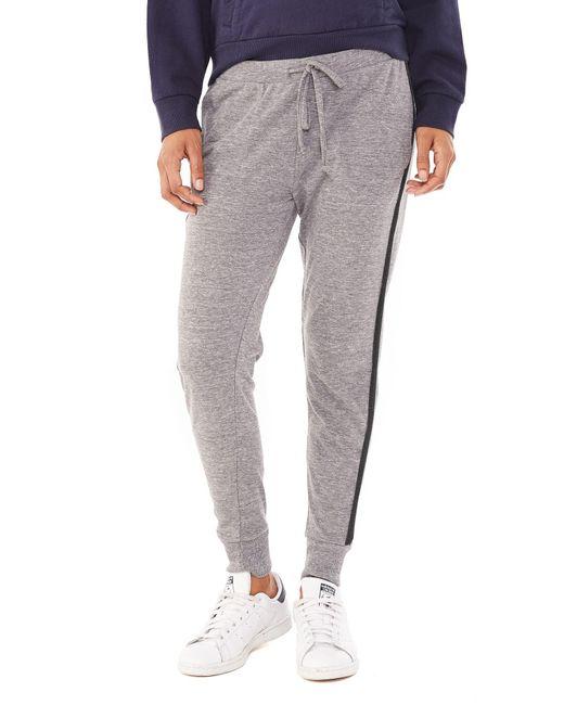Alternative Apparel - Gray Eco-jersey Jogger Pants - Lyst