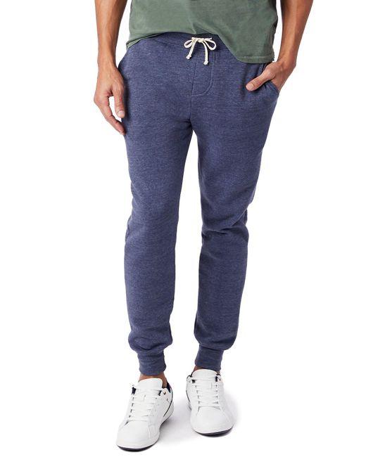 Alternative Apparel - Blue Dodgeball Eco-fleece Pants for Men - Lyst