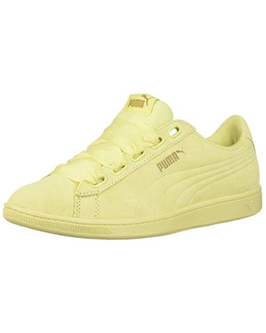 c498da4ed29 PUMA - Multicolor Vikky Ribbon Sneaker - Lyst ...