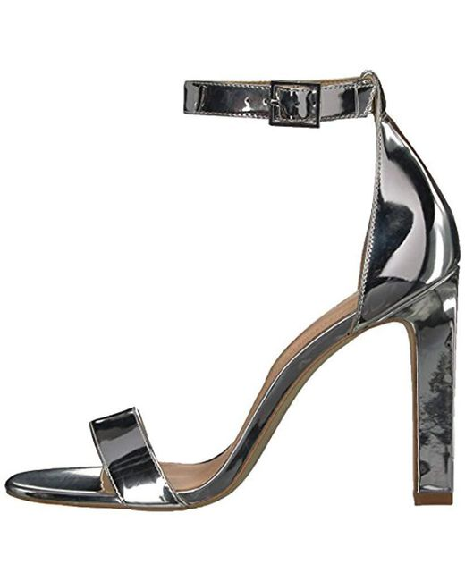 e4718b74dadc Lyst - ALDO Figarro Dress Sandal in Metallic - Save 16%