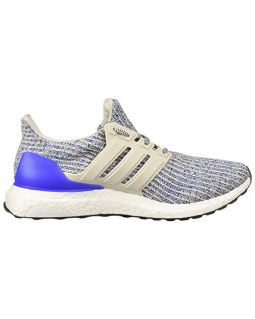 61fcf47481585 ... Adidas - White Ultraboost 4.0 Shoe Running for Men - Lyst ...
