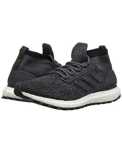 d849ac7ac ... Adidas - Black Ultraboost All Terrain Ltd Running Shoe for Men - Lyst  ...
