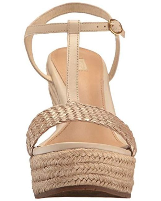 8977cca43d2 ... Ugg - Multicolor Fitchie Ii Wedge Sandal - Lyst ...