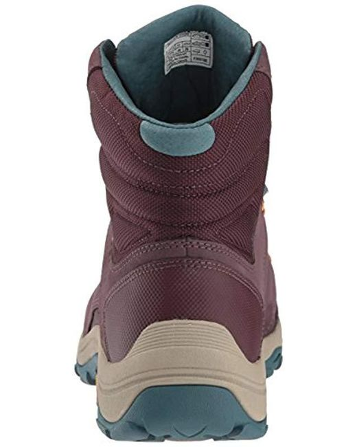 eb98bdf31 ... Teva - Multicolor Montara Iii Event Boot (deep Wine) Women s Shoes ...