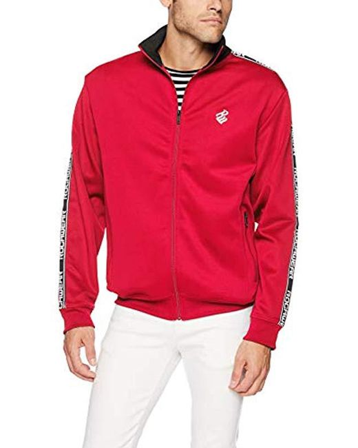 Rocawear - Red Jacket, for Men - Lyst