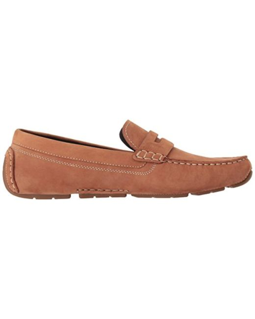 89cb3b0ea2a Lyst - Cole Haan Kelson Penny Penny Loafer in Brown for Men - Save 39%