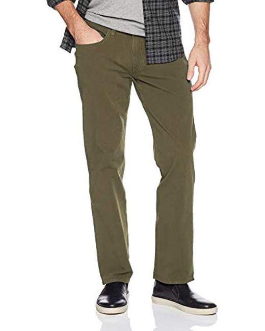 Dockers - Straight Fit Chino Smart 360 Flex Pant D2 (deep Lichen Green) Men's Jeans for Men - Lyst