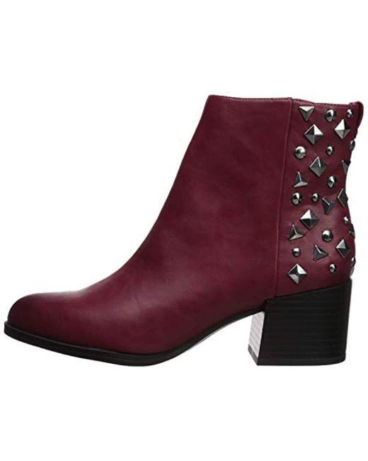 7eea1f09978 ... Circus by Sam Edelman - Red Jaimee Fashion Boot - Lyst ...