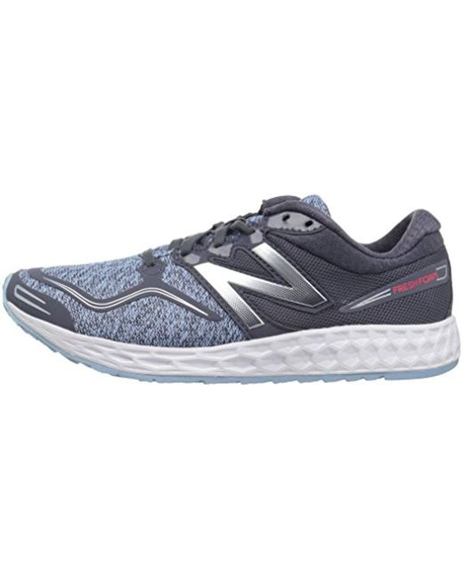 40e5de928e1ff ... New Balance - Blue Fresh Foam Veniz V1 Running Shoe Thunder clear Sky 6  D ...