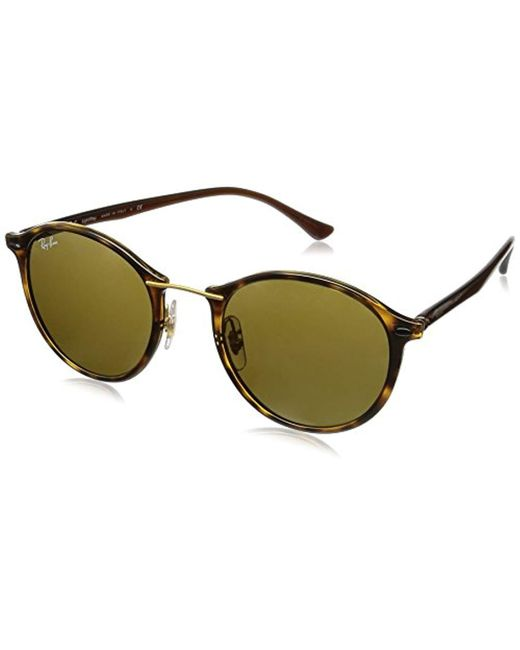 Ray-Ban - Multicolor 0rb4242 Round Sunglasses - Lyst