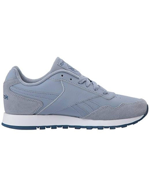 b24d36611 Reebok Classic Harman Run Sneaker in Blue - Save 11% - Lyst