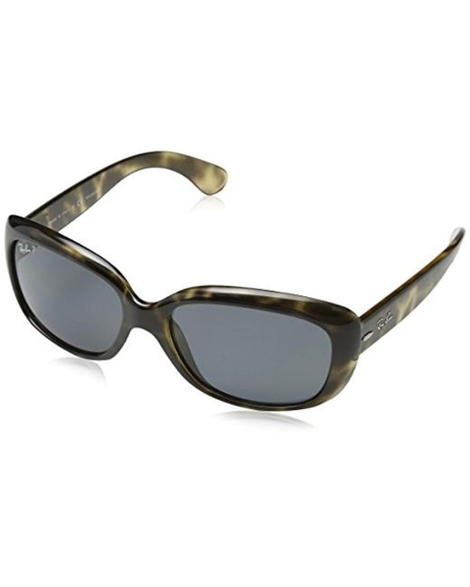 Ray-Ban - Gray 4101 Jackie Ohh Sunglasses - Lyst