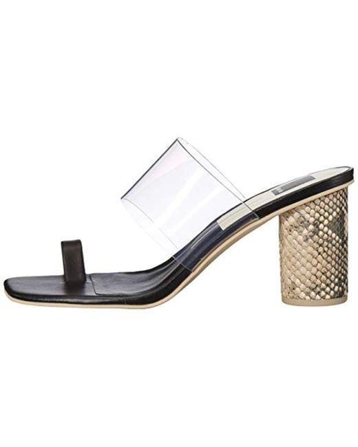 Dolce Vita Naomie Heeled Sandal In Black