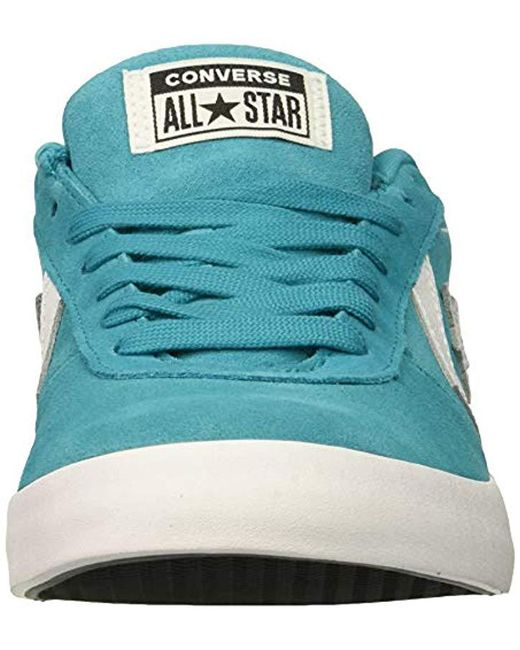 fc82135409c06b ... Converse - Blue Point Star Low Top Sneaker - Lyst ...