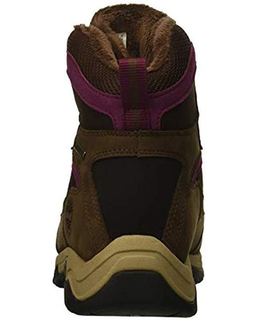 935fbaba0f ... Timberland - Brown Mt. Maddsen Winter Waterproof Ins Hiking Boot - Lyst  ...