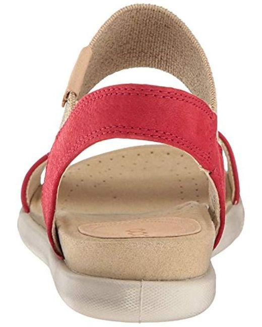 c61db532cfee ... Ecco - Multicolor Footwear S Damara Ankle Gladiator Sandal - Lyst ...