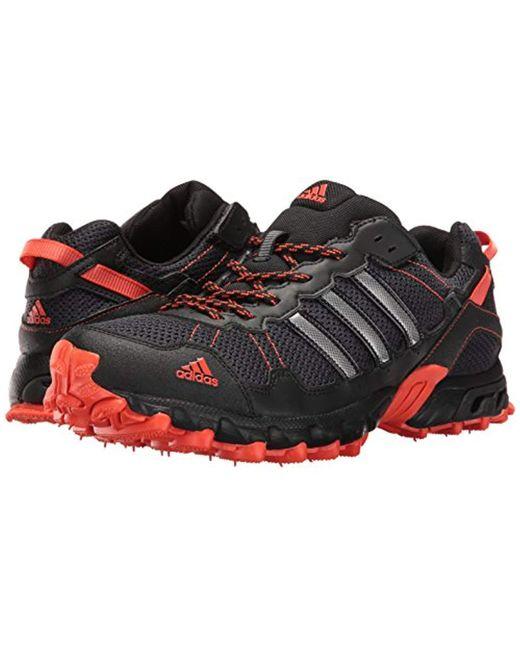 9f730103cef2d ... Adidas - Black Rockadia Trail M Running Shoe for Men - Lyst ...