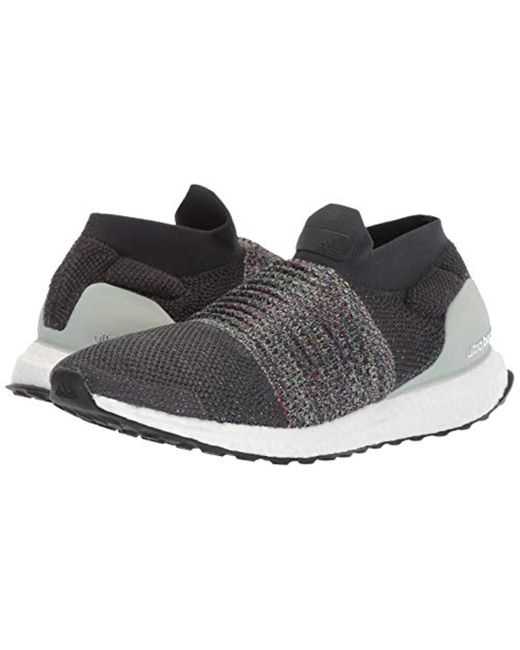 bbeee7bdcdd ... Adidas - Gray Ultraboost Laceless for Men - Lyst ...