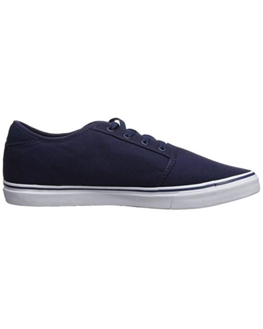 0d09c0b8dcf0 ... Fila - Blue Easterly Canvas Casual Shoe for Men - Lyst ...