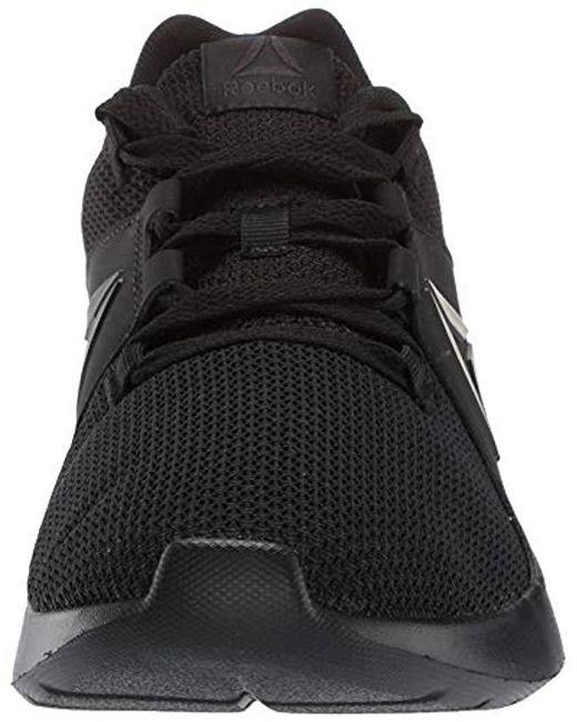 8ec4db4aa ... Reebok - Black Energylux Running Shoe for Men - Lyst ...