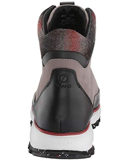 ... Cole Haan - Multicolor Zerogrand Explore All Terrain Hiker Waterproof  Hiking Boot for Men - Lyst ... 35a283e27