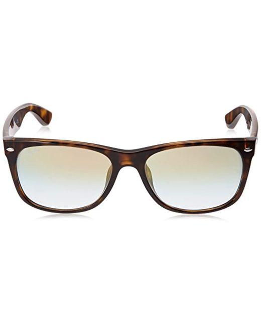 26289b20f5 ... 57.7 Ray-Ban - Multicolor New Wayfarer (f) Square Sunglasses