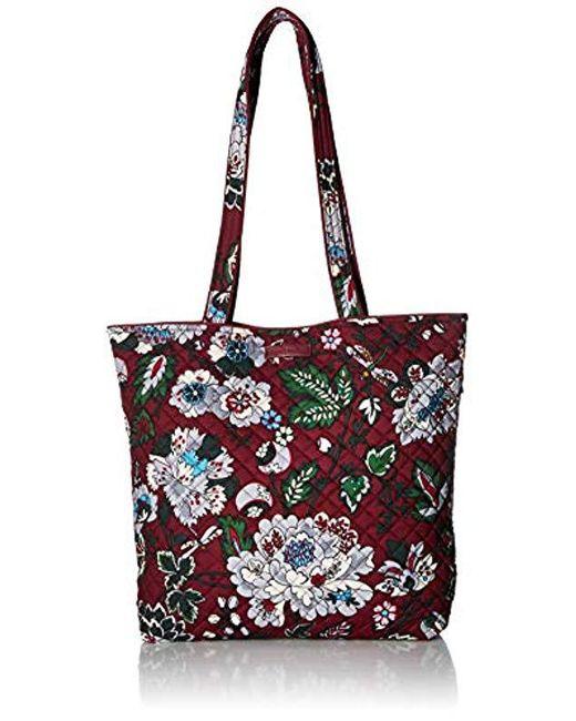 92f7a40a42 Vera Bradley - Multicolor Iconic Tote Bag