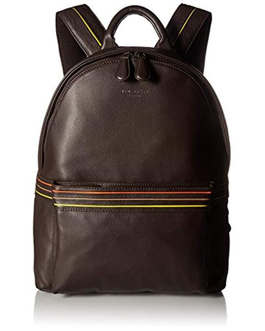 51148be813dc Lyst - Ted Baker Huntman Backpack in Brown for Men - Save 60%