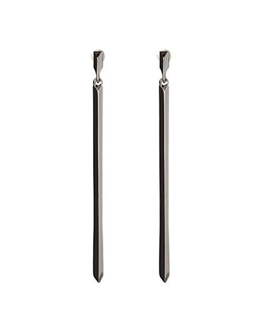 BCBGeneration - Multicolor Bcbg Generation Linear Bar Drop Earrings - Lyst