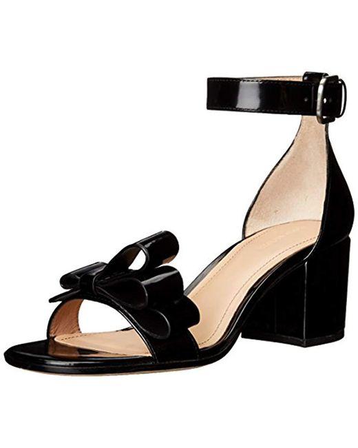 Pour La Victoire - Black Aimee Dress Sandal - Lyst