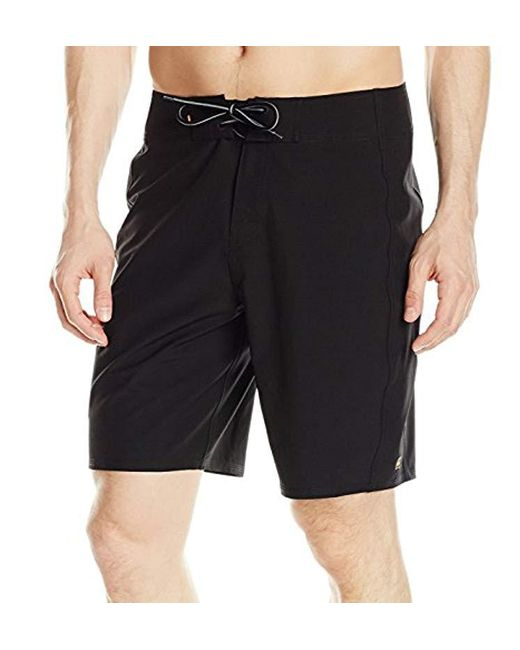 "Quiksilver - Black Waterman Makana 20"" Boardshorts Size for Men - Lyst"