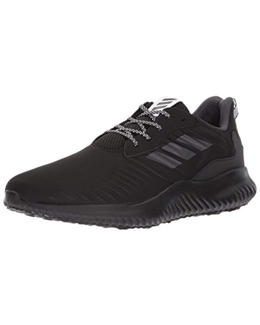 pretty nice b7ea6 34df7 Adidas - Black Alphabounce Rc M Running Shoe for Men - Lyst ...