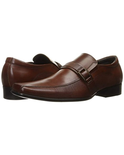 0d2c7512eb6 Lyst - Kenneth Cole Magic-ly (cognac) Men s Shoes in Brown for Men ...