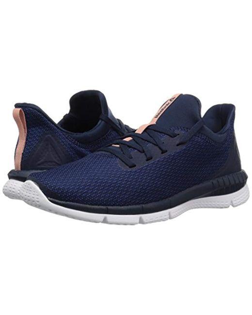 74b7cbba90f517 ... Reebok - Blue Print Her 2.0 Thrd Sneaker - Lyst ...