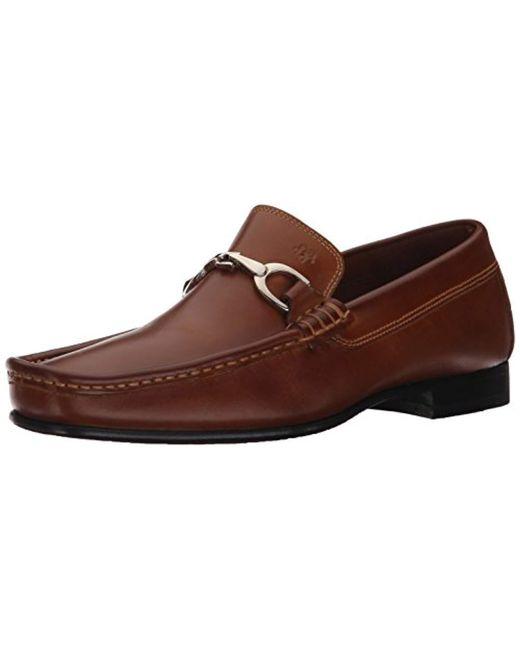 Donald J Pliner - Brown Darrin (navy 2) Men's Slip On Shoes for Men - Lyst