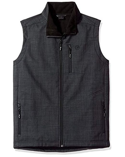 Wrangler - Multicolor Water Repellent Trail Vest-big And Tall for Men - Lyst