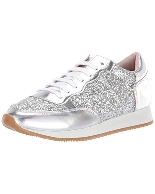 Kate Spade - Metallic Felicia Fashion Sneakers - Lyst